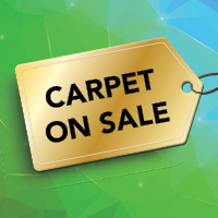 Carpet starting at $3.69 sq. ft. includes installation and cushion during our National Gold Tag Flooring Sale